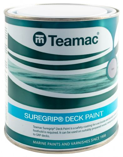 Teamac Suregrip Anti Slip Deck Paint 1Ltr